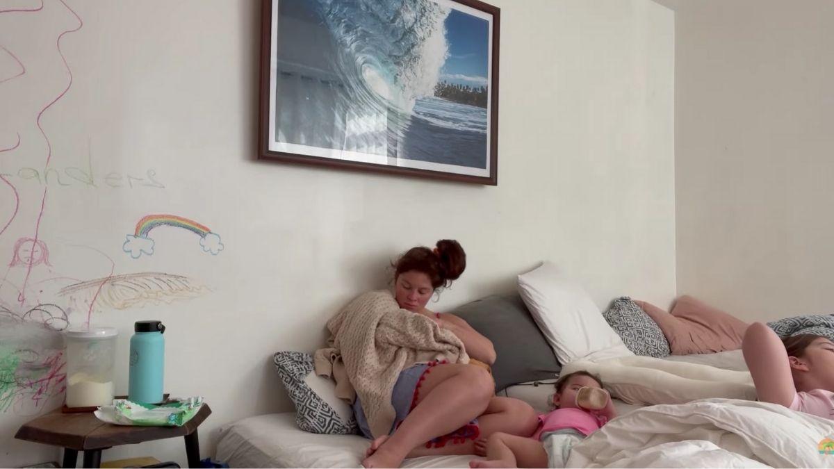 Andi Eigenmann shares what newborn days is like with Baby Koa