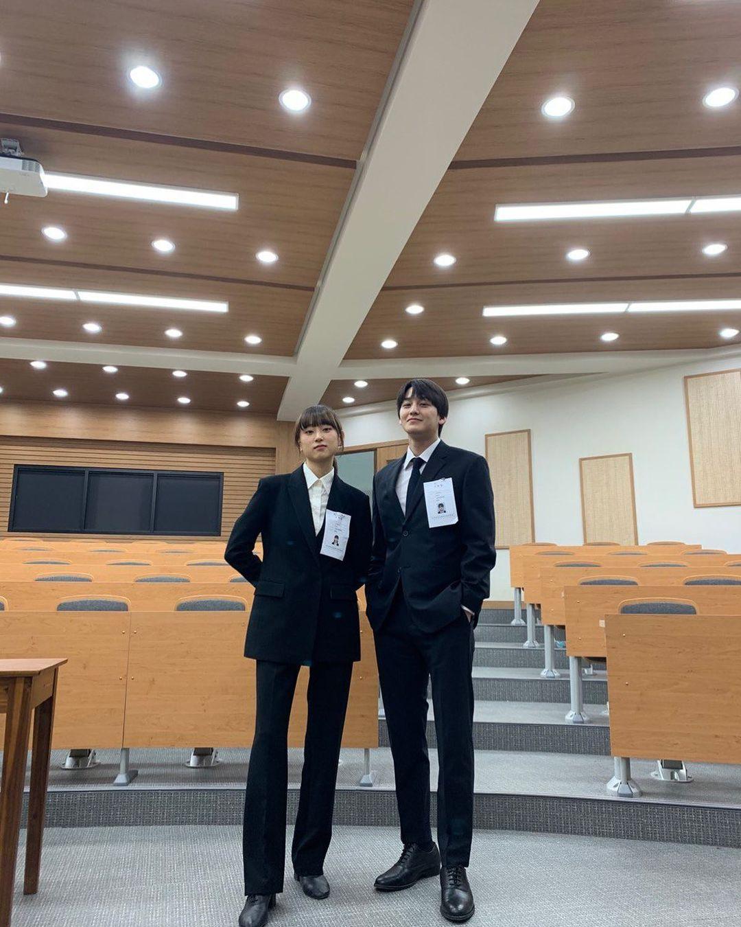 K-drama: Law School