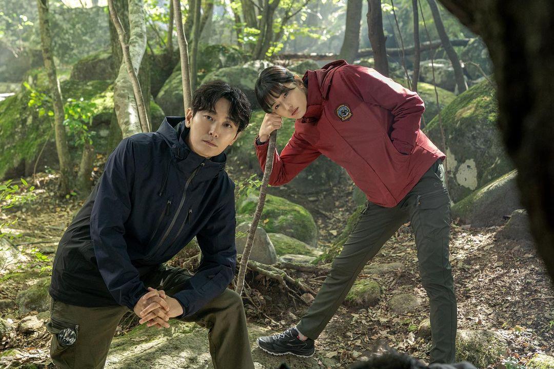 K-drama: Mount Jiri