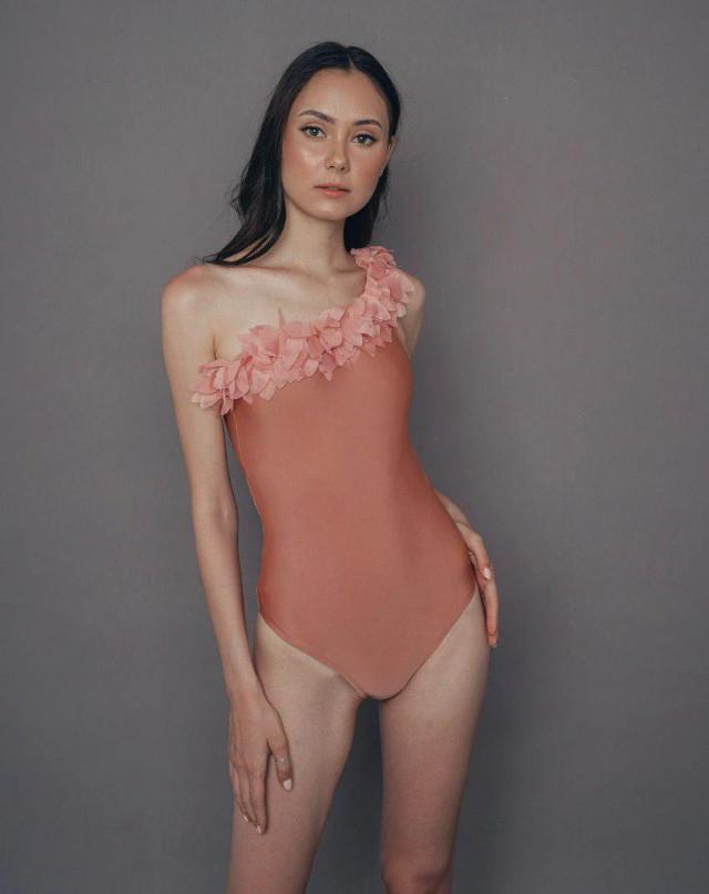 Balud Agatha Full-Piece Swimsuit