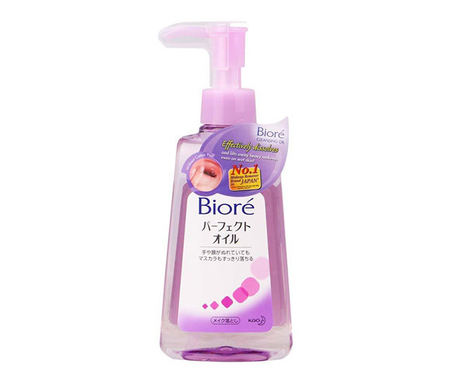 Biore Cleansing Oil Makeup Remover