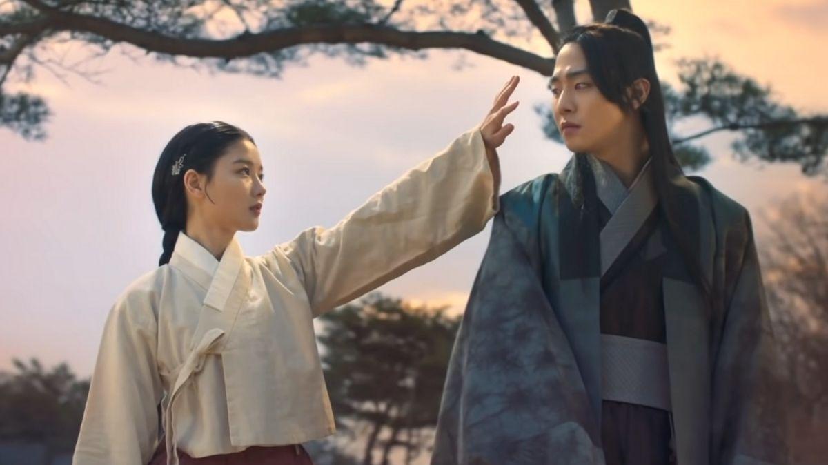 K-drama: Red Sky