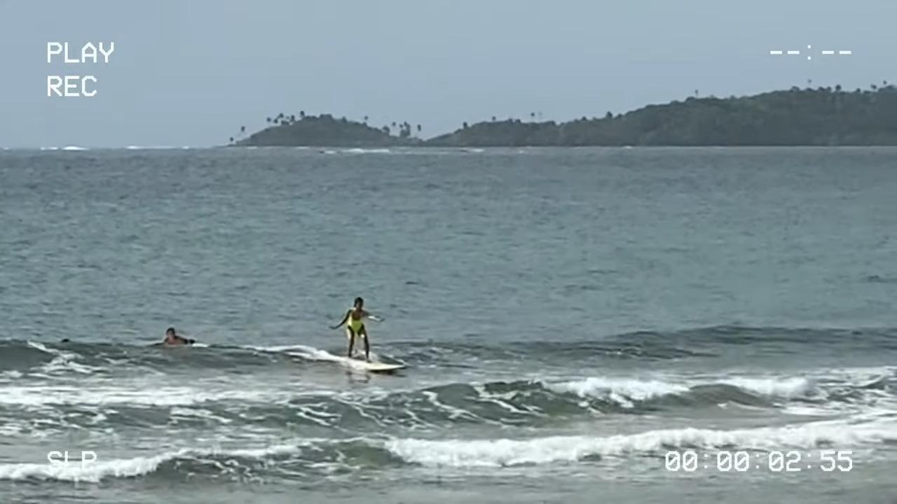Rei Germar Siargao vlog: Surfing