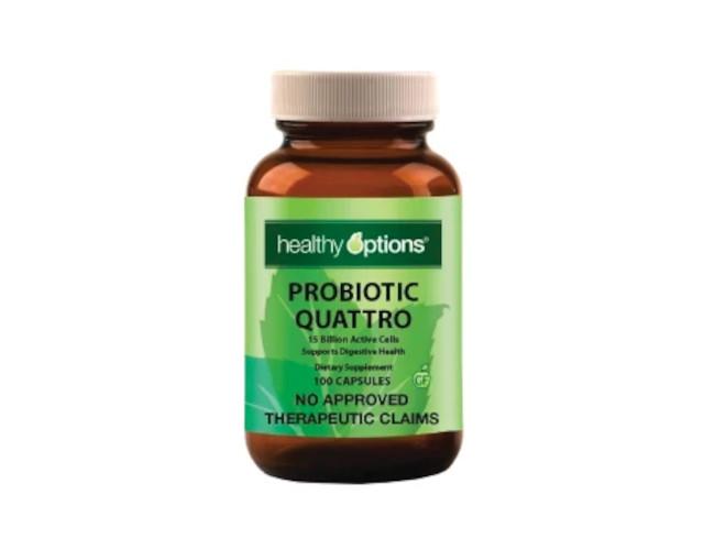 Vitamins for Skin: Healthy Options Probiotic Quattro