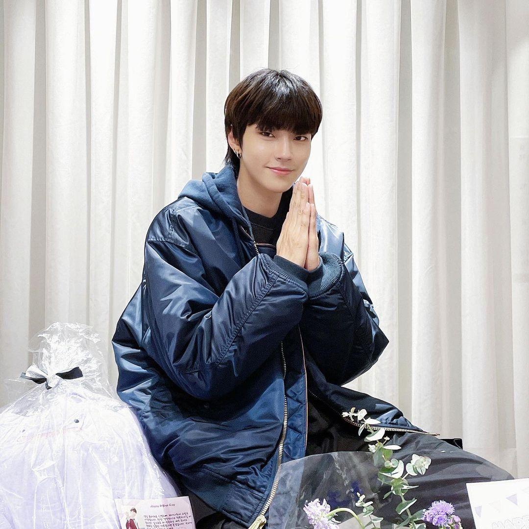 Hwang In Yeop thanks True Beauty fans
