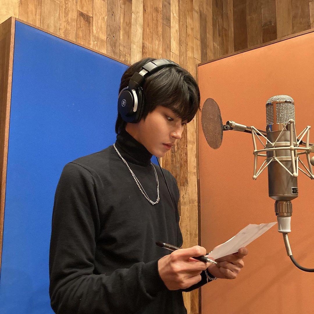 Hwang In Yeop sings an OST for True Beauty