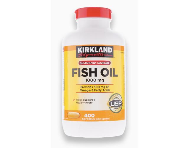 skin vitamins, omega 3: Kirkland Fish Oil 1000mg