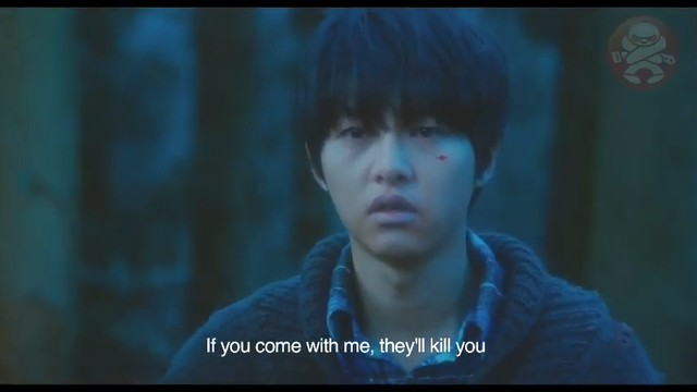 space sweepers werewolf boy
