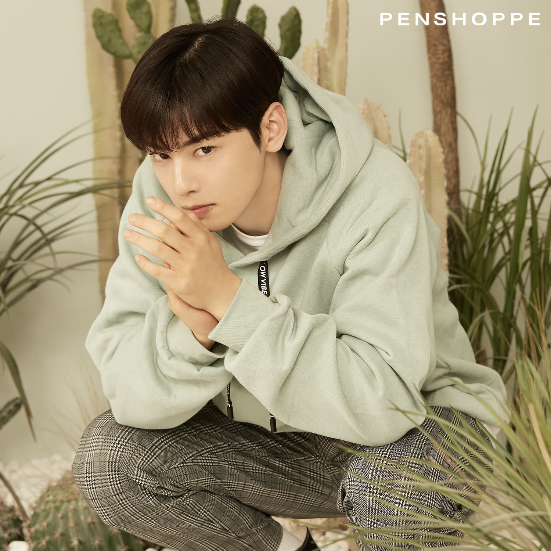 Cha Eun Woo is the latest brand ambassador of Penshoppe