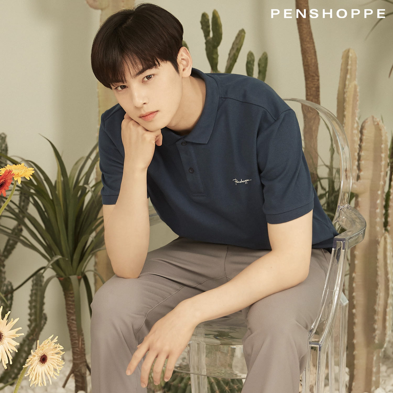 Cha Eun Woo for Penshoppe's Reset 2021 Campaign