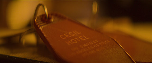 Crime Scene: The Vanishing at the Cecil Hotel Room Key