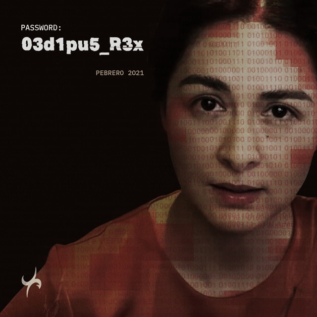 Tanghalang Ateneo's password: 03d1pu5_R3x featuring Marian Rivera. February 2021