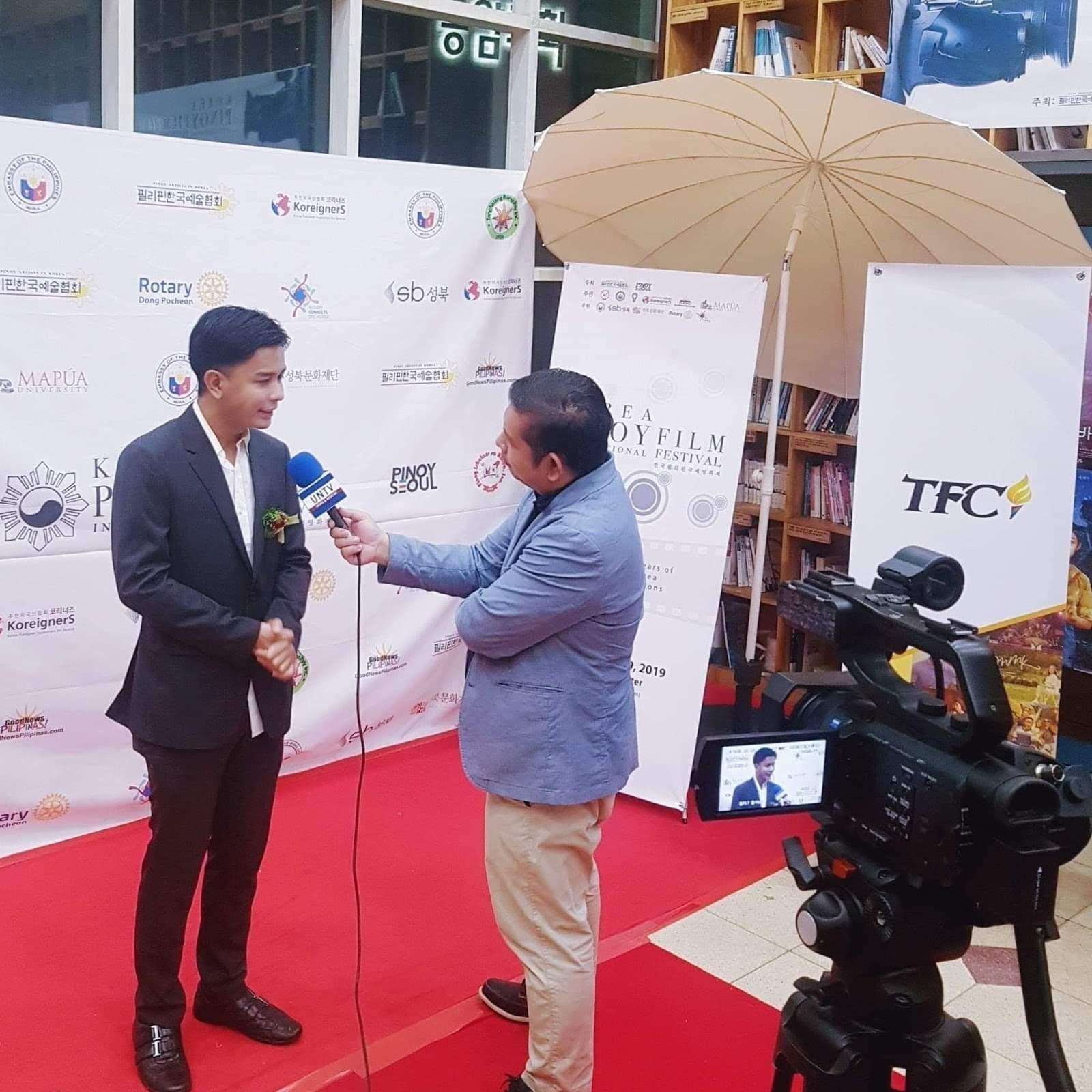 Nash Ang as a director