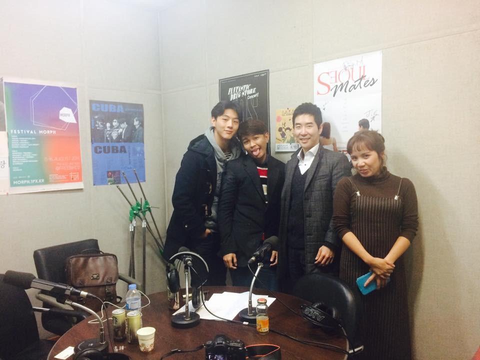 Nash Ang with Ji Soo