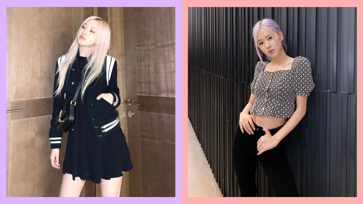 BLACKPINK Rosé's Instagram outfits and how much they cost