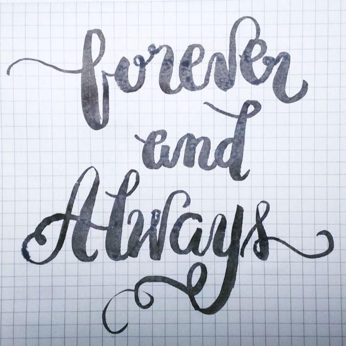 Bea Reyes: lettering