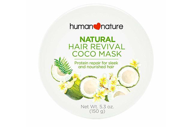 Human Nature Natural Hair Revival Mask