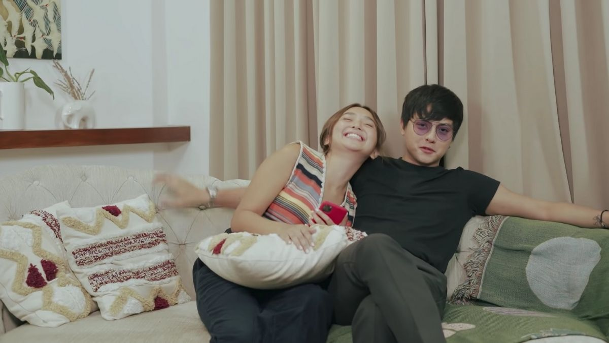 Daniel Padilla answers Kathryn Bernardo's questions she's never asked him before