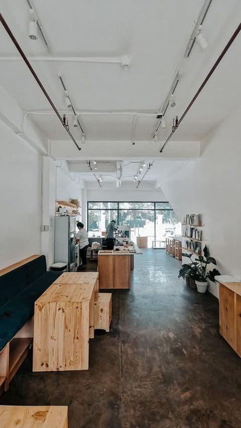 Minimalist cafe: What Kalidad Coffee in Pampanga looks like