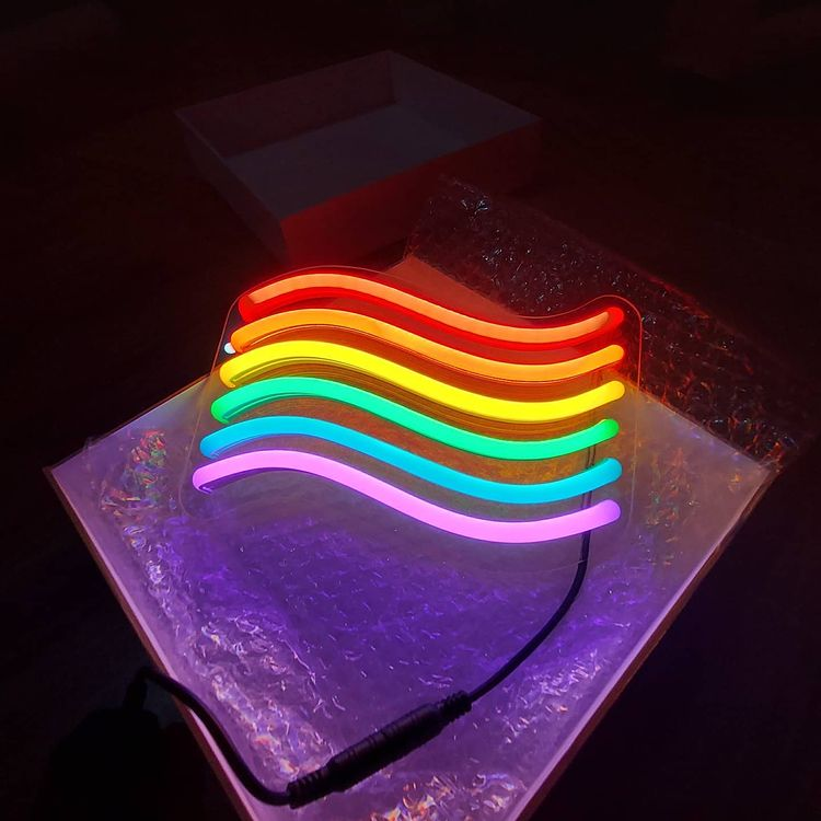 Neon lights from Boxy Studio PH