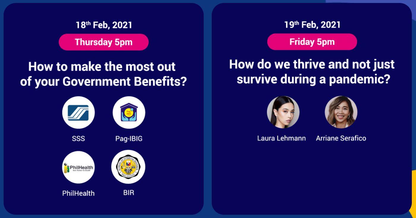 JobStreet Virtual Career Fair: February 18-19 livestreams