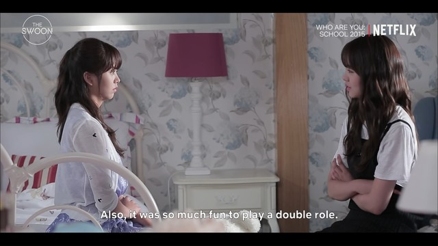 kim so hyun twin roles who are you