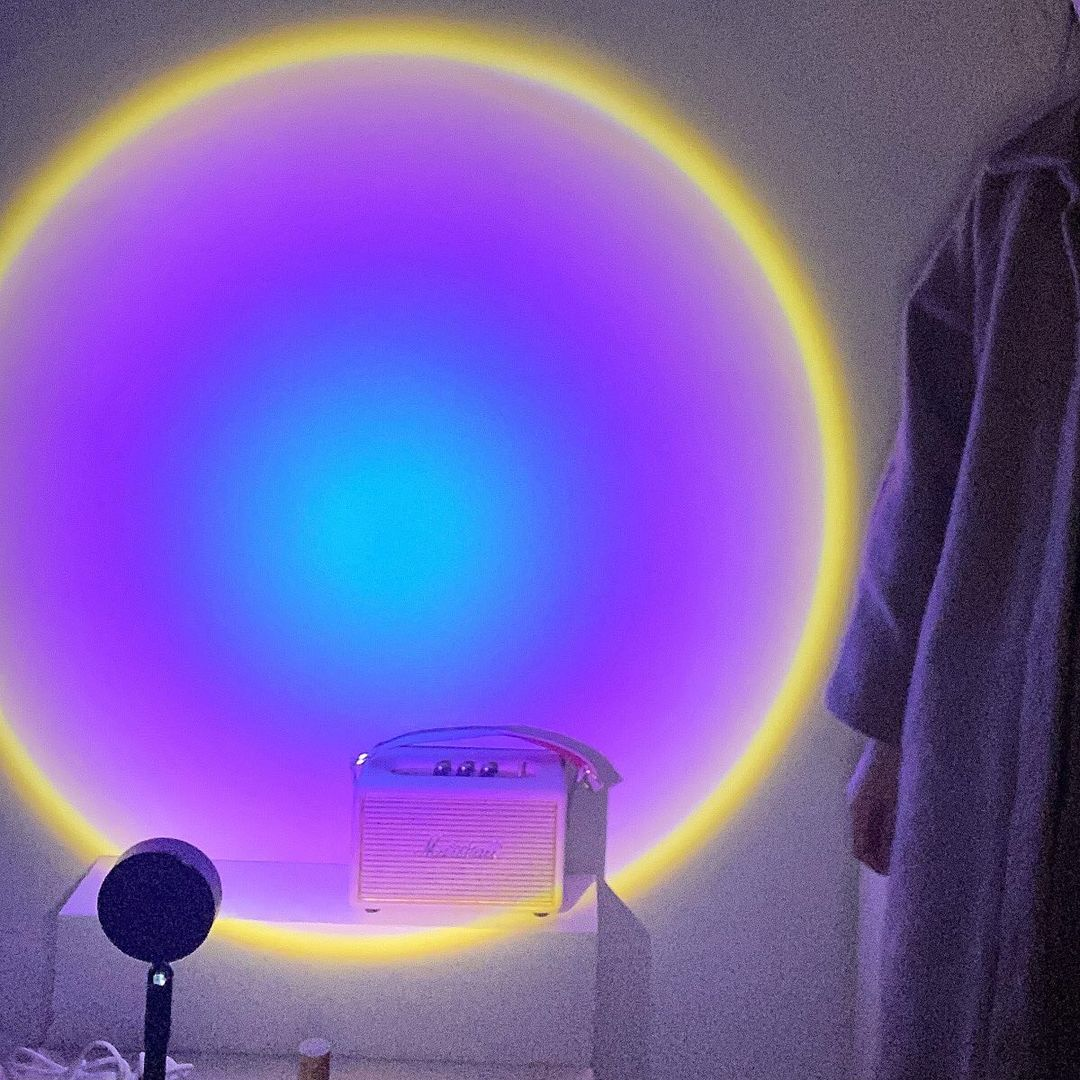 Poppy Home: mood lamp