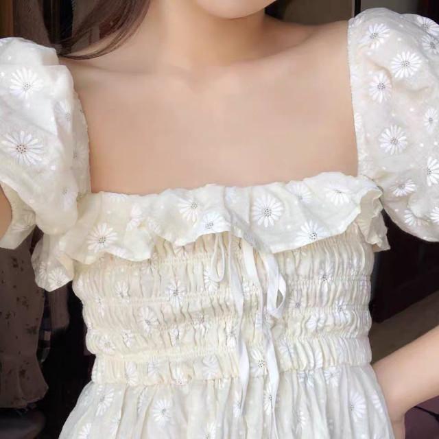 Serena Clothing Esther Dress when worn