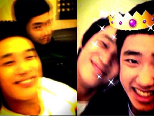 EXO's D.O. and BTOB's Hyunsik