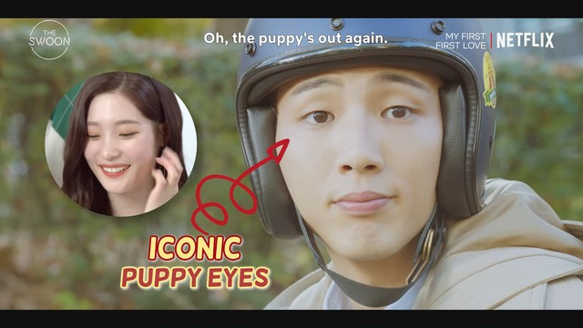 actor ji soo puppy dog eyes