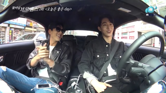 ji soo and nam joo hyuk best friend