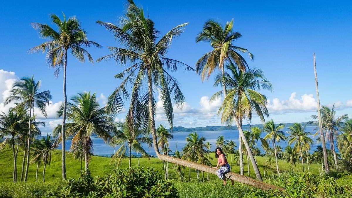 Travel in the new normal: Corregidor Island, Siargao