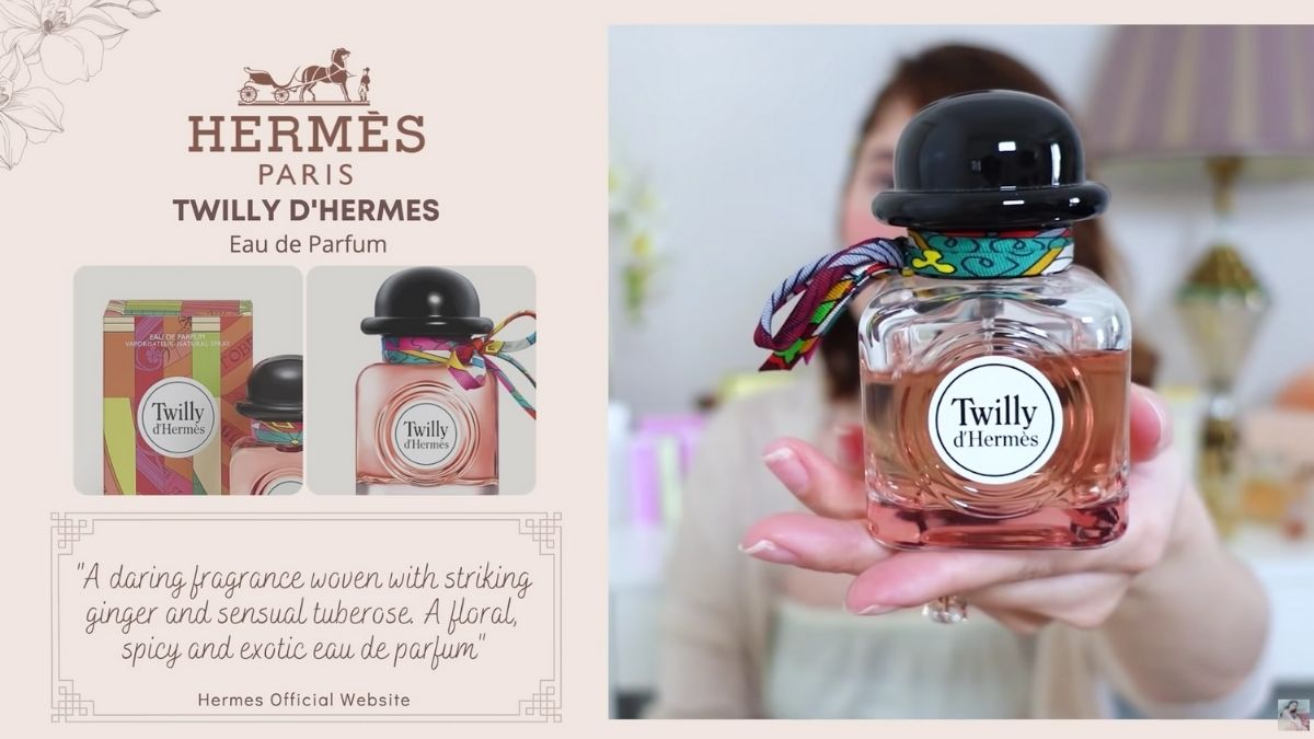 Jessy Mendiola's perfume collection: TWILLY D'Hermes