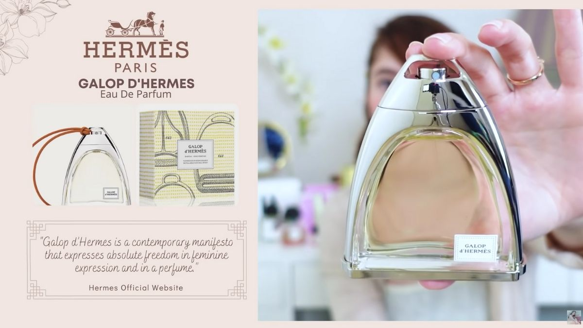 Jessy Mendiola's perfume collection: GALLOP D'Hermes