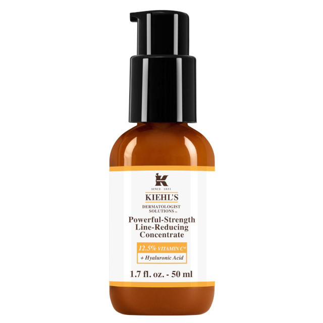 Best vitamin C serum: Kiehl's Powerful-Strength Line-Reducing Concentrate