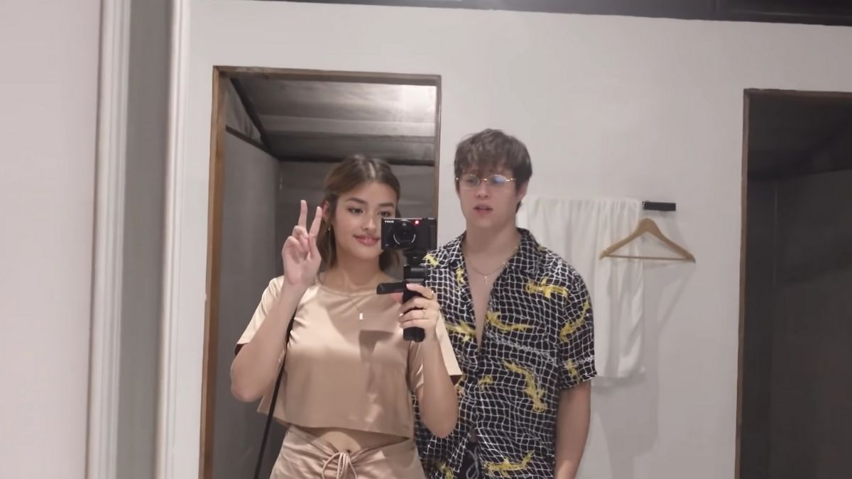 Liza Soberano vlog: Liza and Enrique get ready for dinner