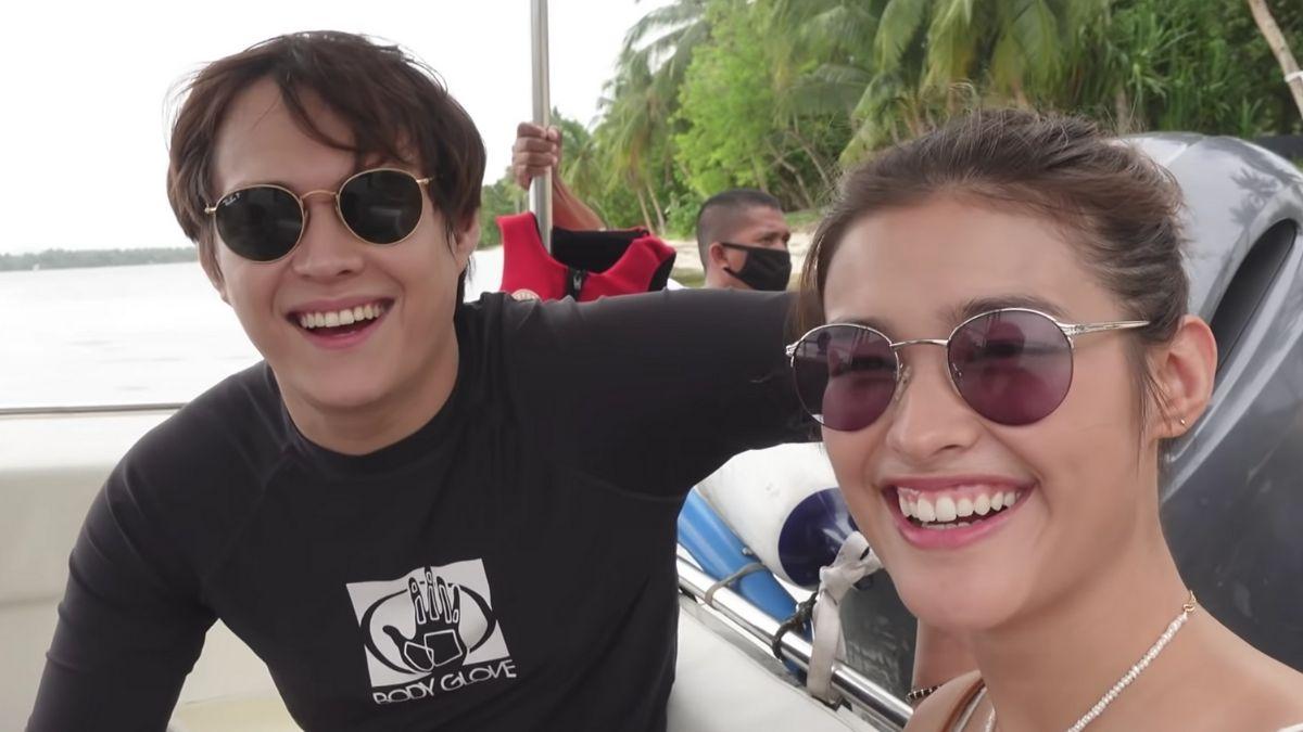 Liza Soberano vlog: Liza and Enrique go to Guyam Island