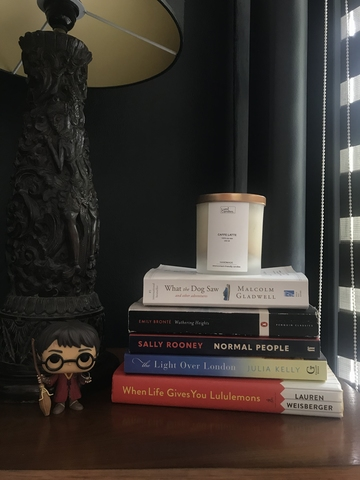 One Pinay talks about how reading books helped her mental health during the pandemic: Sandra Pineda's bedside table