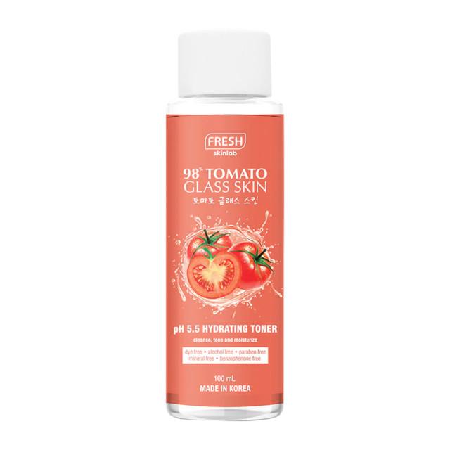 Fresh Skinlab Tomato Glass Skin Hydrating Toner