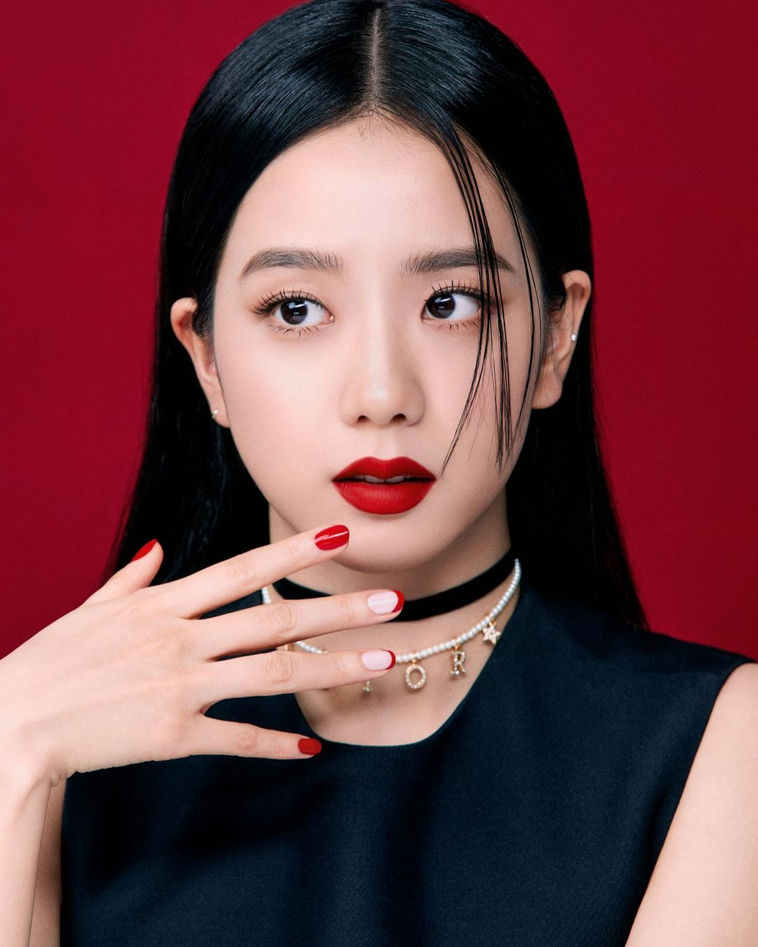 BLACKPINK's Jisoo for Dior