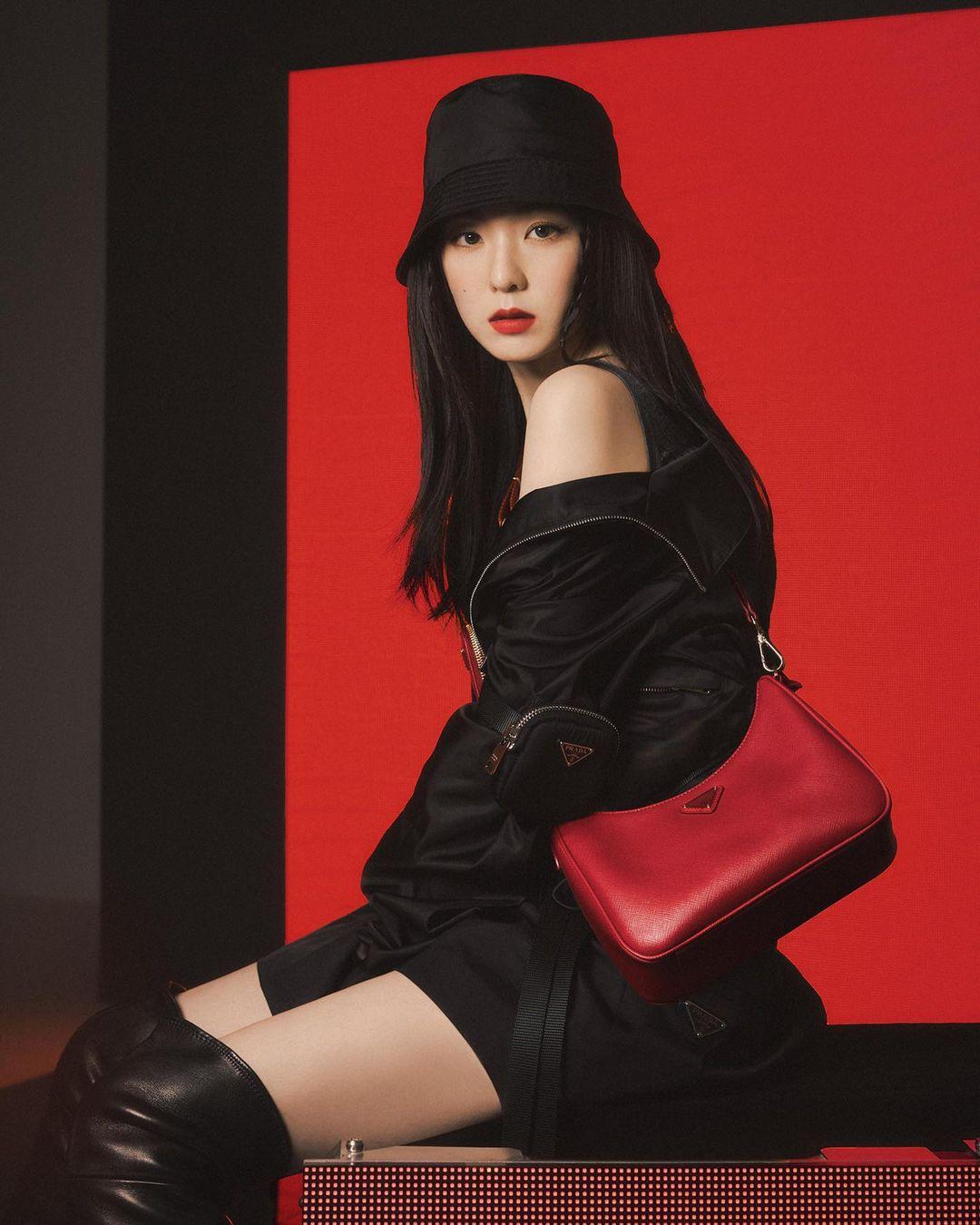 Red Velvet's Irene for Prada