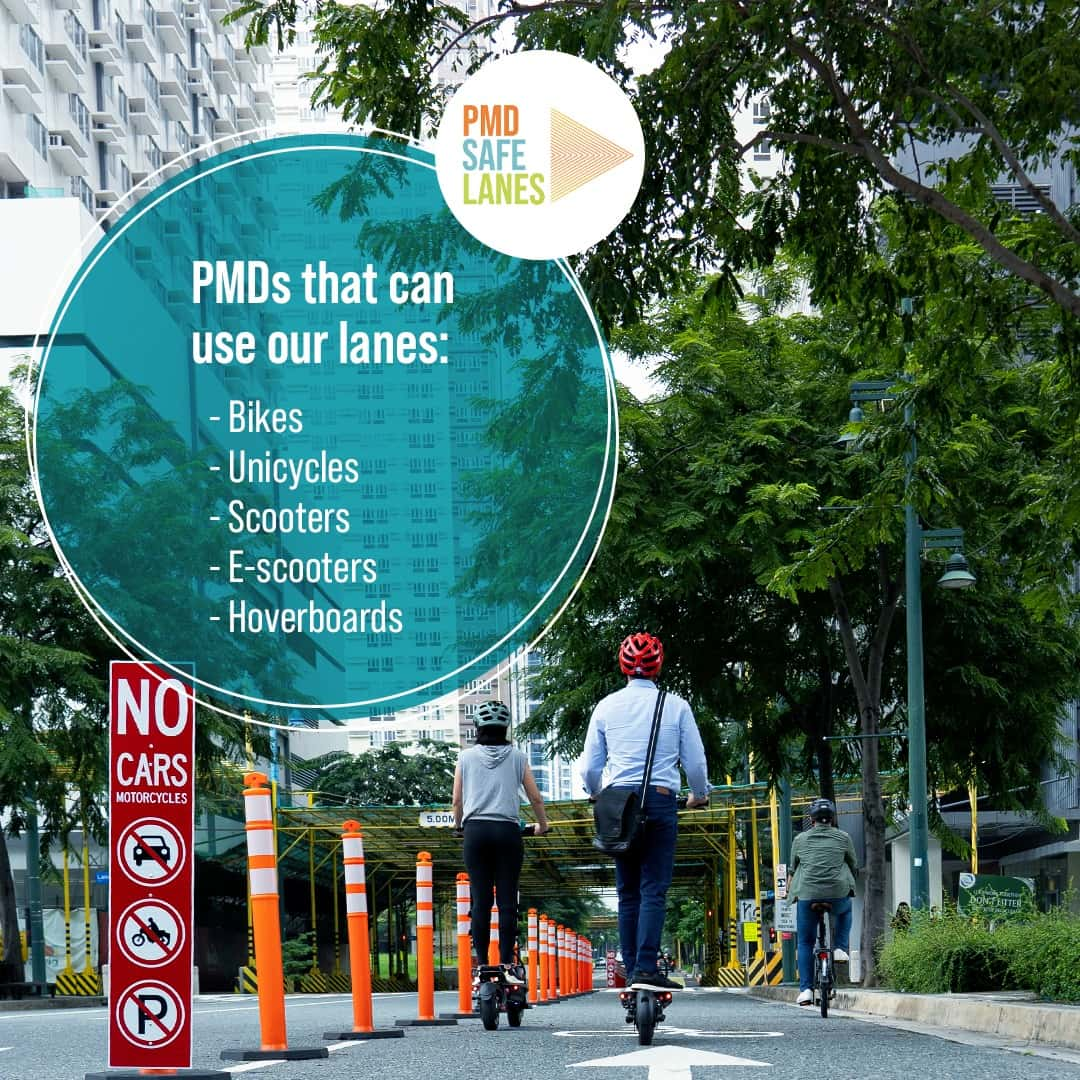 Places to bike in Manila: Bonifacio Global City
