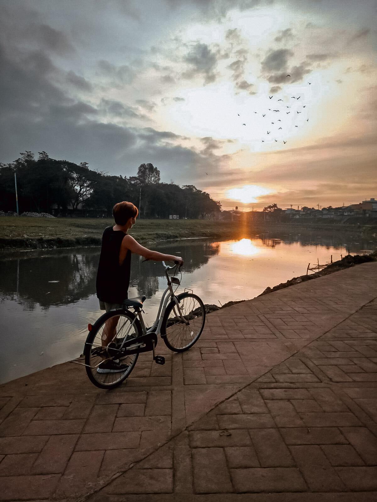 Places to bike in Manila: Marikina River Park