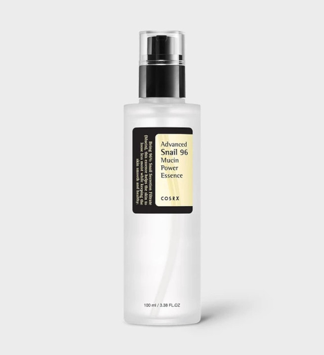 Fix damaged skin barrier: COSRx Advanced Snail 96 Mucin Power Essence