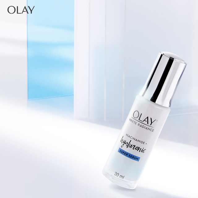 Fix damaged skin barrier: Olay Niacinamide + Hyaluronic Acid Super Serum