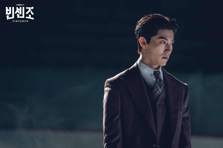 Vincenzo's Kwak Dong Yeon
