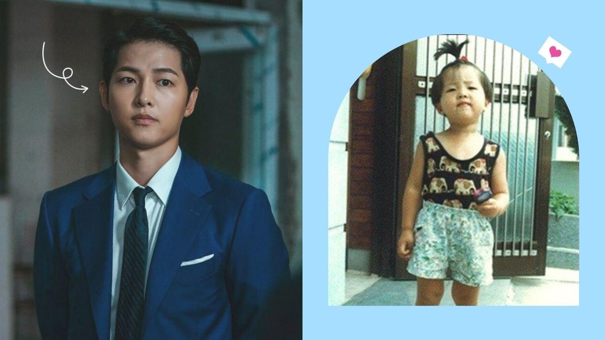 Song Joong Ki's most adorable baby photos