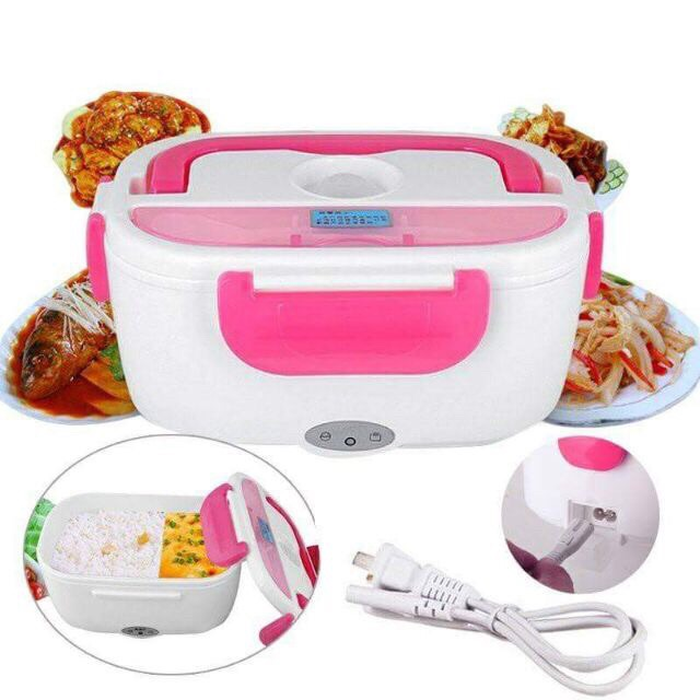 Electric lunch box: power cord