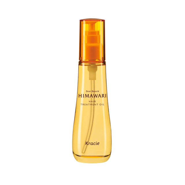 Kracie Himawari Premium Hair Treatment Oil,