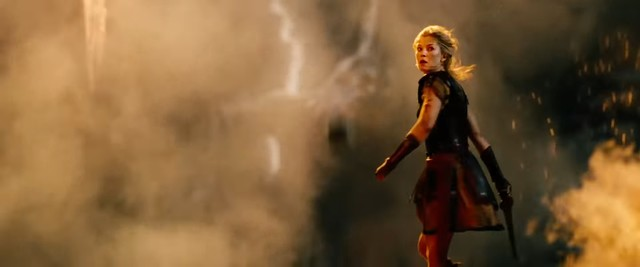 rosamund pike: wrath of the titans